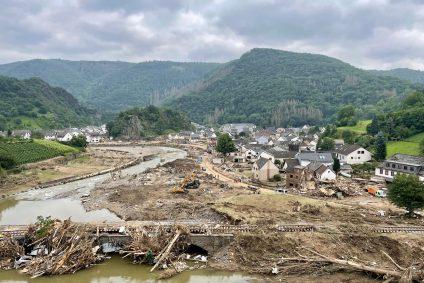 Rekonstruktion einer Jahrhundertkatastrophe