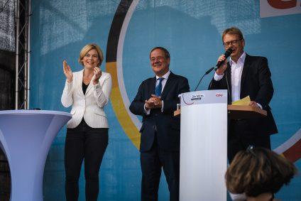 Armin Laschet in Landau – starker Auftritt